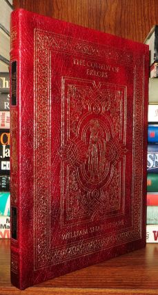 THE COMEDY OF ERRORS Easton Press