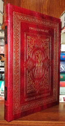 TWELFTH NIGHT Easton Press. William Shakespeare