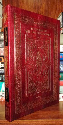 THE POEMS OF SHAKESPEARE Easton Press Volume 2.