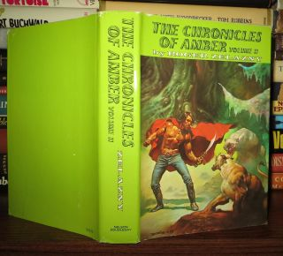 THE CHRONICLES OF AMBER Volume II. Roger Zelazny