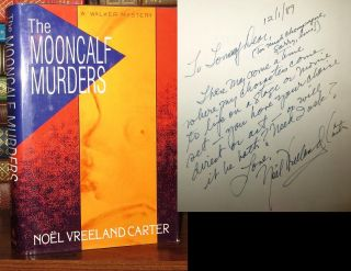 THE MOONCALF MURDERS Signed 1st