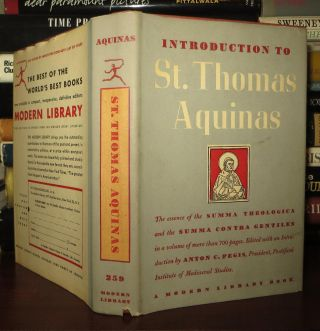 INTRODUCTION TO ST. THOMAS AQUINAS. Thomas Aquinas