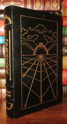 TIMESCAPE Easton Press. Gregory Benford