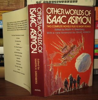 OTHER WORLDS OF ISACC ASIMOV. Martin H. Greenberg