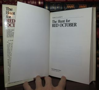 THE HUNT FOR RED OCTOBER 1st Issue