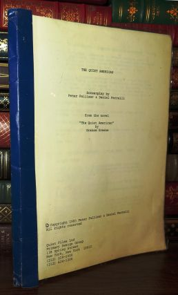 THE QUIET AMERICAN : Screenplay