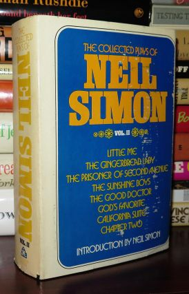 THE COLLECTED PLAYS OF NEIL SIMON Vol. II