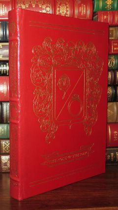THE ROSE AND THE RING Easton Press. William Makepeace Thackeray
