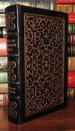THE OLD CURIOSITY SHOP Easton Press. Charles Dickens