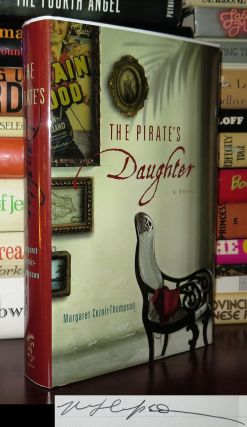 THE PIRATE'S DAUGHTER Signed 1st. Margaret Cezair-Thompson