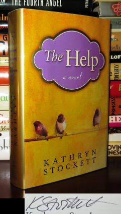 THE HELP Signed 1st. Kathryn Stockett