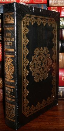 THE DOUBLE HELIX Signed Easton Press