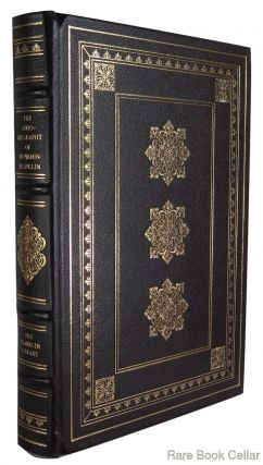 THE AUTOBIOGRAPHY OF BENJAMIN FRANKLIN Franklin Library
