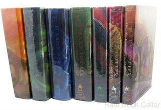 THE COMPLETE HARRY POTTER COLLECTION (BOOKS 1-7) The Philosopher's Stone. the Chamber of Secrets. the Prisoner of Azkaban. the Goblet of Fire. Order of the Phoenix. Half Blood Prince Deathly Hallows