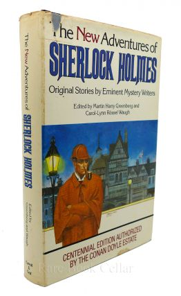 THE NEW ADVENTURES OF SHERLOCK HOLMES: ORIGINAL STORIES BY EMINENT MYSTERY WRITERS