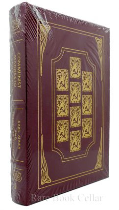 COMMUNIST MANIFESTO Easton Press. Karl Marx, Frederick Engels