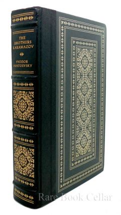 THE BROTHERS KARAMAZOV Franklin Library. Fyodor Dostoevsky