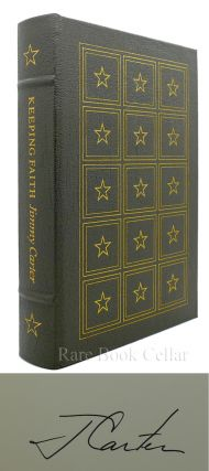 KEEPING FAITH : Signed Easton Press
