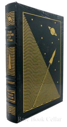 THE SIRENS OF TITAN Signed Easton Press