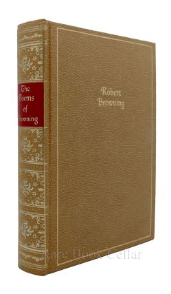 THE POEMS OF ROBERT BROWNING. Robert Browning