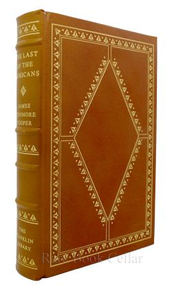 THE LAST OF THE MOHICANS Franklin Library. James Fenimore Cooper
