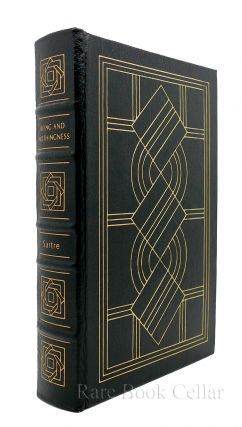 BEING AND NOTHINGNESS Easton Press. Jean-Paul Sartre