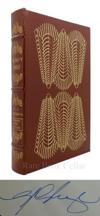 HEAVY TIME Signed Easton Press. C. J. Cherryh