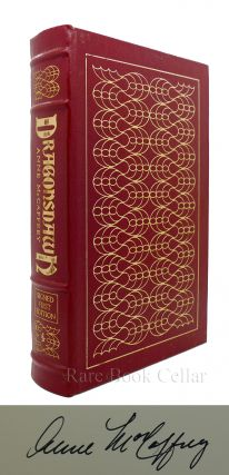 DRAGONSDAWN Signed Easton Press