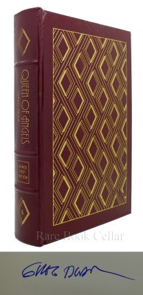 QUEEN OF ANGELS Signed Easton Press