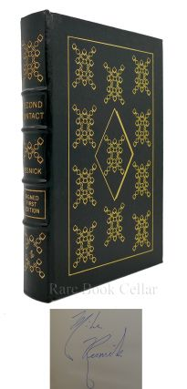 SECOND CONTACT Signed Easton Press