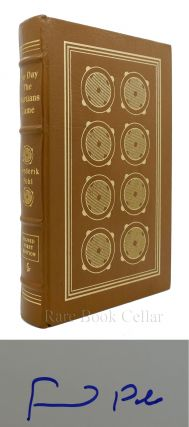 THE DAY THE MARTIANS CAME Signed Easton Press