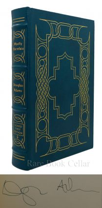 MOSTLY HARMLESS Signed Easton Press