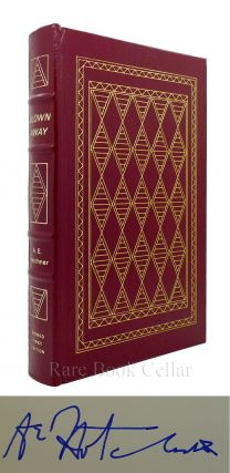 BLOWN AWAY : Signed Easton Press