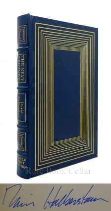 THE NEXT CENTURY Signed Easton Press