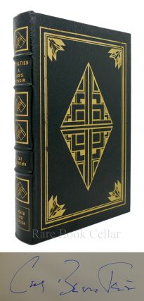 LOYALTIES : Signed Easton Press. Carl Bernstein