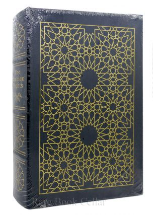 THE ARABIAN NIGHTS Easton Press. Sir Richard Burton