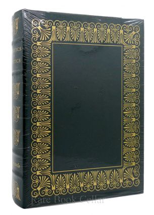 POLITICS & POETICS Easton Press. Aristotle
