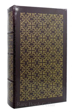 POEMS OF JOHN KEATS Easton Press