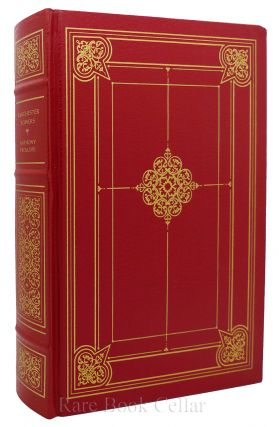 BARCHESTER TOWERS Franklin Library. Anthony Trollope