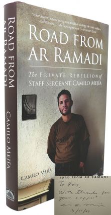 ROAD FROM AR RAMADI : Signed 1st