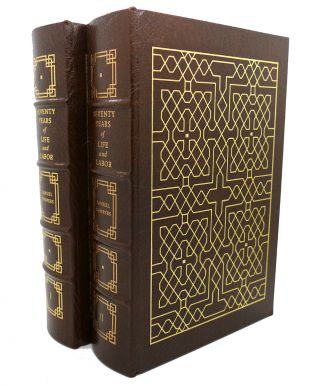 SEVENTY YEARS OF LIFE AND LABOR Easton Press