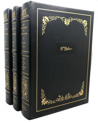 THE COLLECTED ESSAYS OF SIR WILLIAM OSLER. VOL 1-3 Gryphon Editions