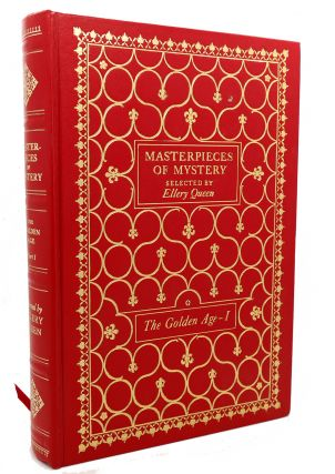 MASTERPIECES OF MYSTERY: THE GOLDEN AGE, PART ONE