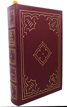 THE RED AND THE BLACK Easton Press. Stendhal Marie-Henri Beyle