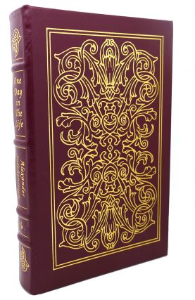 ONE DAY IN THE LIFE OF IVAN DENISOVICH Easton Press