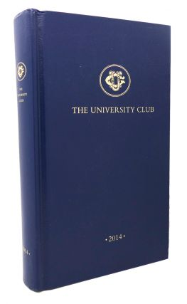 ANNUAL OF UNIVERSITY CLUB, 2014